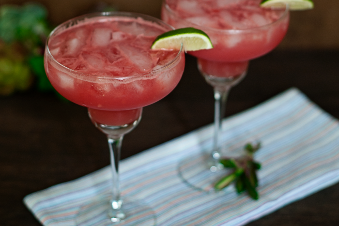 Watermelon Habanero Margarita